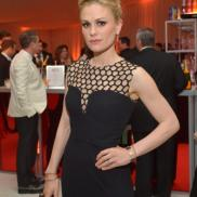 True Blood Stars Out and About at Oscar Festivities