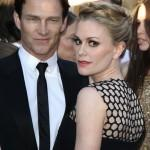 Anna Paquin and Stephen Moyer Elton John 21st Annual Oscar Viewing Party FameFlyNet Pictures 4