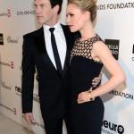 Anna Paquin and Stephen Moyer Elton John 21st Annual Oscar Viewing Party Jason Kempin Getty 2
