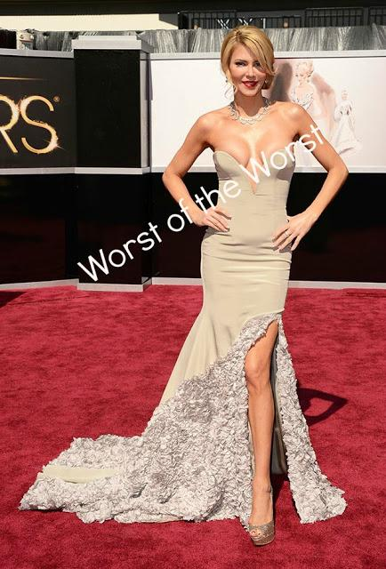 2013 Oscars Best and Worst Dressed