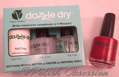 Dazzle Dry Review
