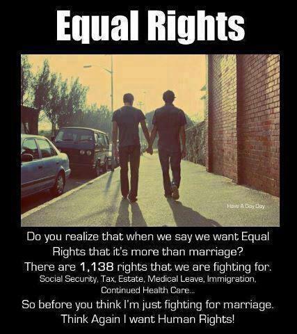Equal rights essay