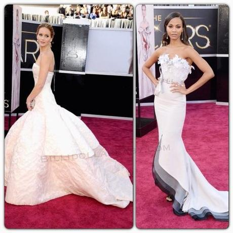 Celeb Style: The Women at the 2013 Oscar Awards Here are what...