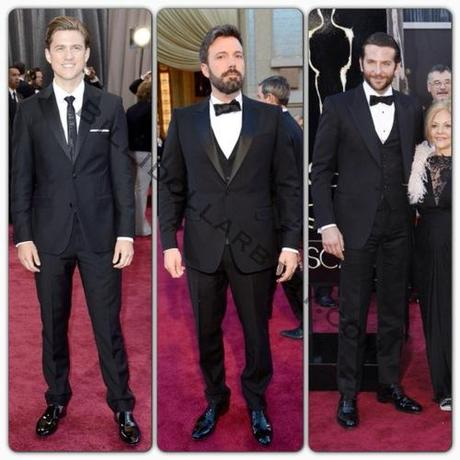 Men Style: The 2013 Oscar Awards Here's a rundown of what...