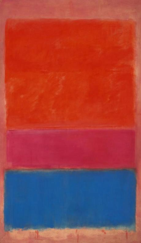 mark rothko abstract painting record