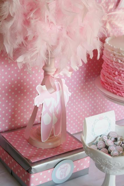 Ballerina Baby Shower Dessert Table By Quot And Everything