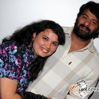 thumbs prabhas in usa mirchi tour photos pics 1 Mirchi USA Success Tour: Prabhas In LA   Photos