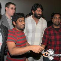 thumbs prabhas in usa mirchi tour photos pics 26 Mirchi USA Success Tour: Prabhas In LA   Photos
