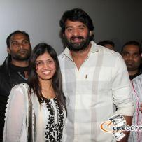 thumbs prabhas in usa mirchi tour photos pics 27 Mirchi USA Success Tour: Prabhas In LA   Photos