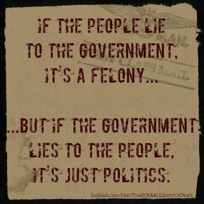 Government Liars