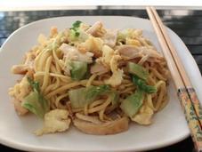 Quick Easy Dinner Solution Stir-Fried Noodles