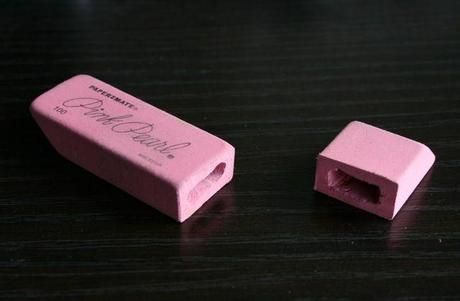 DIY Eraser Flash Drive