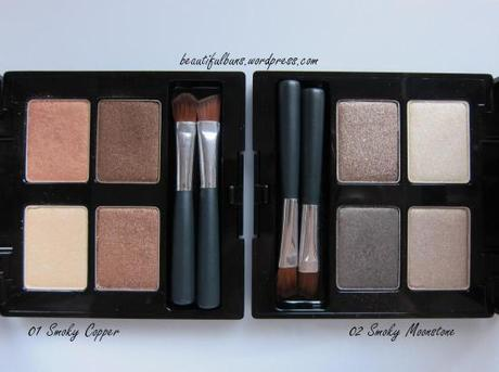 The Body Shop eyeshadow palette (1)