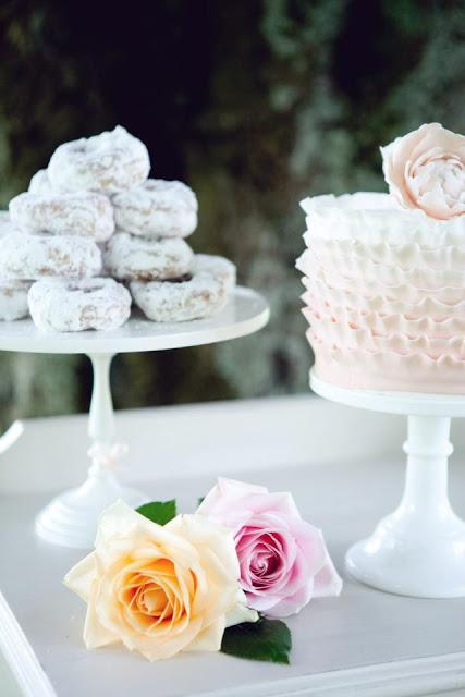 Summer Pastel Baby Shower by The Candy Couture Buffet Company, Dots N Spots and Kelly Warwick Cakes