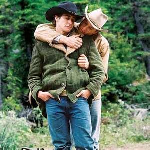 Homosexual characters in Brokeback Mountain.