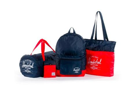 Herschel Supply Packable Collection Bags
