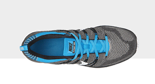 Comfort That Clings:  Nike Flyknit Lunar1 Running Shoe