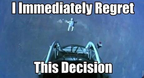 red bull stratos felix baumgartner�s jump becomes a meme