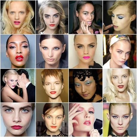 Spring/Summer 2013 Make-Up Trends