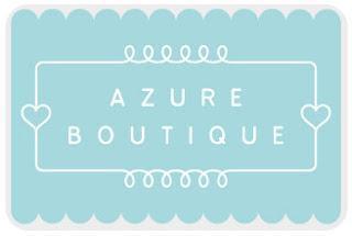 Azure Boutique | NEW STOCK!