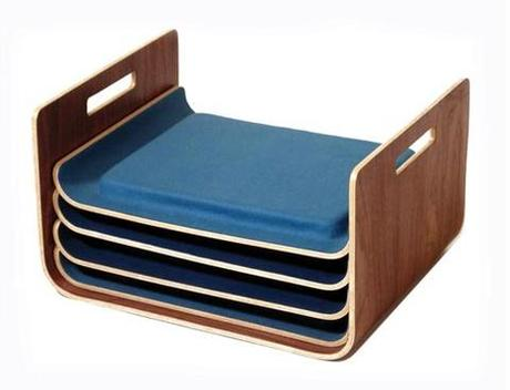 Seating Trays by Tanya Aguiniga