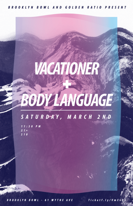 VacationerandBodyLanguageWEB 517x800 WIN TICKETS TO SEE VACATIONER AND BODY LANGUAGE JUST BY LIKING US ON FACEBOOK [CONTEST]