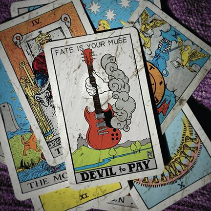 Ripple Music to Release DEVIL TO PAY's Fate is Your Muse April 9th