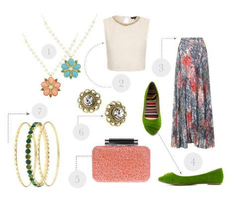 spring inspirationInspiration: Spring Fashion Personal Style Board