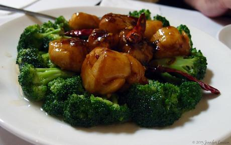 scallops broccoli Yummy House   A Peppered Future