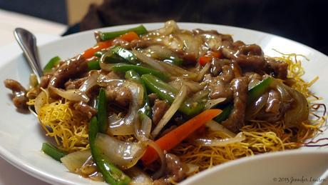 beef dish Yummy House   A Peppered Future