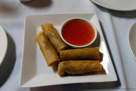 egg rolls Yummy House   A Peppered Future