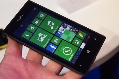 budget nokia lumia 520 02 The new Nokia Lumia 520 expected price is at