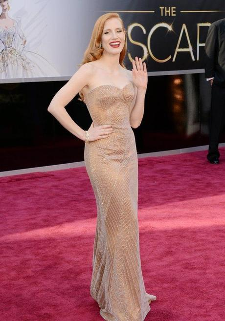 Our Oscar's Best Dressed Celebrities 2013