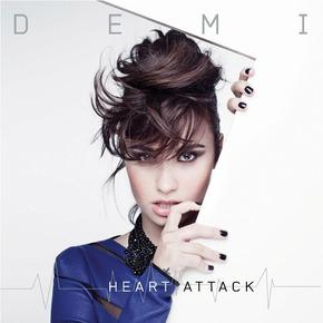 "Demi Lovato Gives Listeners a ""Heart Attack"""