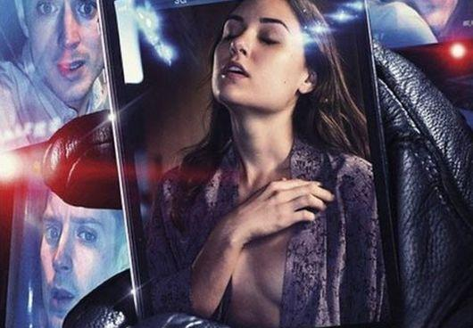 Sasha Grey Reveals Cleavage First Poster