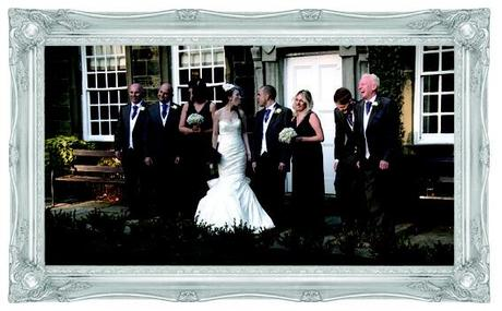 A Chilly Whitley Hall Wedding