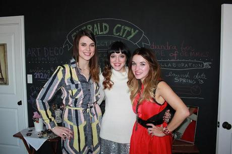 House of Gemmes VIP Spring Line Viewing Party