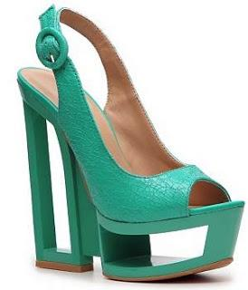 Shoe of the Day | C Label Dolce-2C Cut-Out Slingback