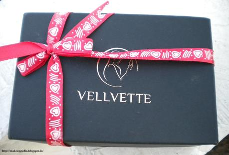 Finally!!! Got my Feb Vellvette box today!