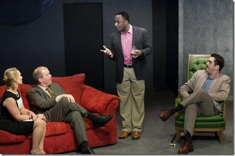 Review: Six Degrees of Separation (Eclectic Theatre)