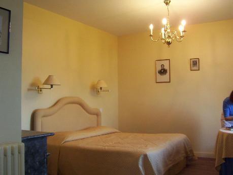Château de la Bourdaisière - our bedroom -  Loire Valley - France