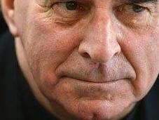 Cardinal Keith O'Brien Inappropriate Behaviour