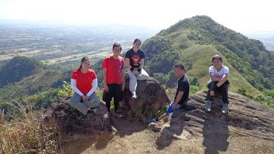 Conquering Mountains: Mt. Talamitam