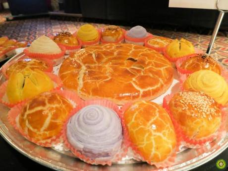 Variety of Pastries