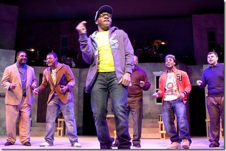 Review: From Doo Wop to Hip Hop (Black Ensemble Theater)