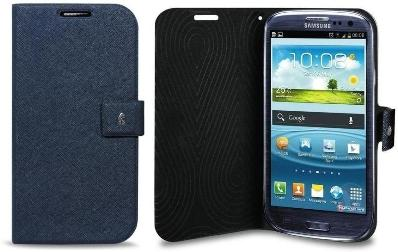 Puro Booklet Slim Case for Galaxy S3