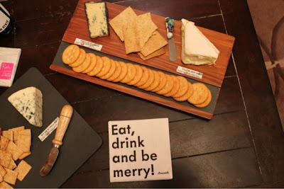 Wine & Cheese? Yes Please!