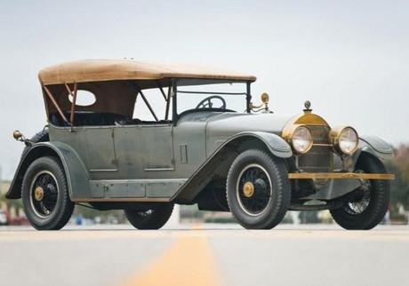 1923 Locomobile Model 48 Series VIII Sportif by Bridgeport Body Company