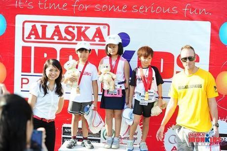 Alaska IronKids Philippines 2013