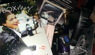 Surviving Winter with GLOSSYBOX & The Man Repeller